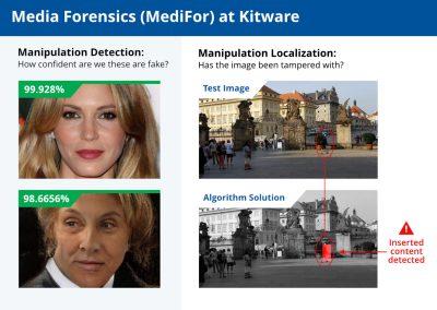 DARPA MediFOR